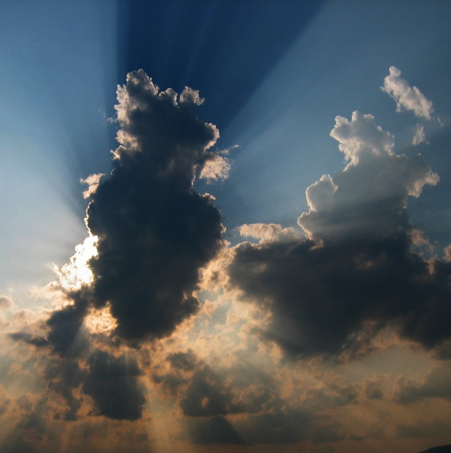 Clouds in Three Ideas For Centering Your Life Video