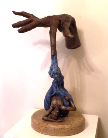 The Hand of Creation by Charles Sherman